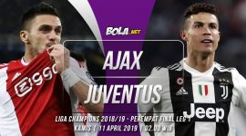 Ajax Vs Juventus